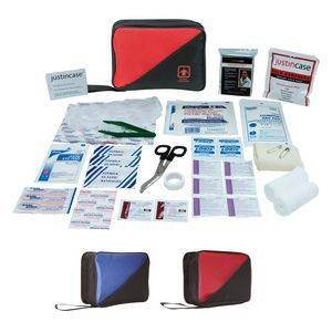 Family First Aid Kit (71 pieces)