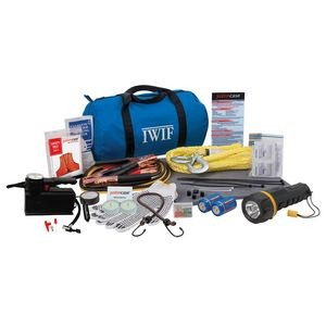 Roadside Emergency Kit (56 pieces)